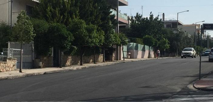 Έργα ασφαλτόστρωσης στον Δήμο Παπάγου – Χολαργού