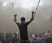 Νέα ένταση στη Γάζα: Δεκάδες Παλαιστίνιοι τραυματίστηκαν από ισραηλινά πυρά και δακρυγόνα