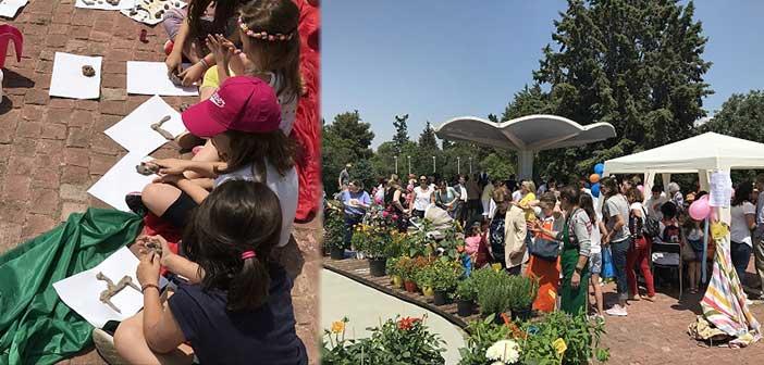 Στο Μεγάλο Πάρκο Παπάγου γιορτάστηκε η Ημέρα της Μητέρας