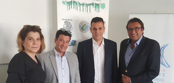 Σύσκεψη Γ. Καραμέρου – Εμπορικών Συλλόγων Κηφισιάς, Αμαρουσίου & Ν. Ιωνίας