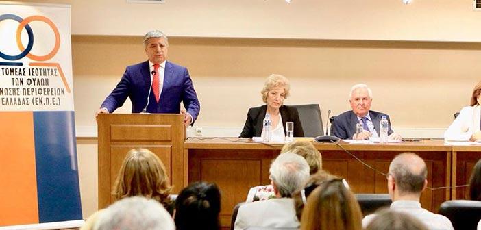 Παρέμβαση προέδρου ΚΕΔΕ σε ημερίδα για τη δημογραφική κατάρρευση της Ελλάδος