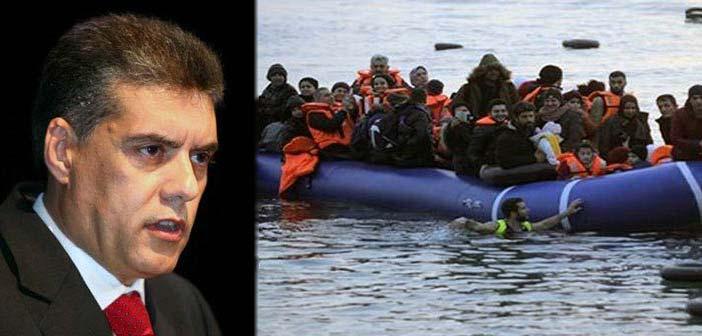 Στρατηγική και σοβαρές πολιτικές για την επίλυση του Μεταναστευτικού ζητεί ο Κ. Αγοραστός