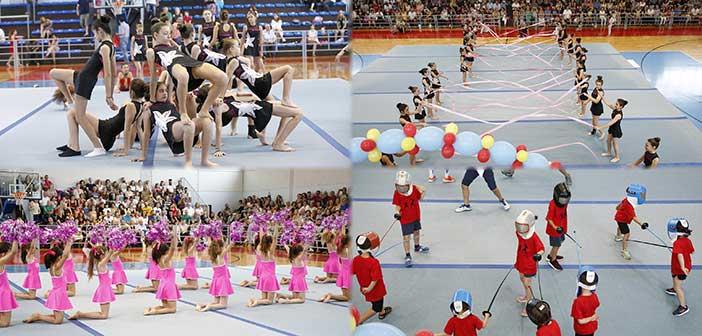 Πανδαισία αθλημάτων και χρωμάτων στην «Αθλητούπολη» Δήμου Κηφισιάς