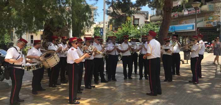 Το Συμφωνικό Σύνολο της Φιλαρμονικής Ορχήστρας Χαλανδρίου στη Ρεματιά
