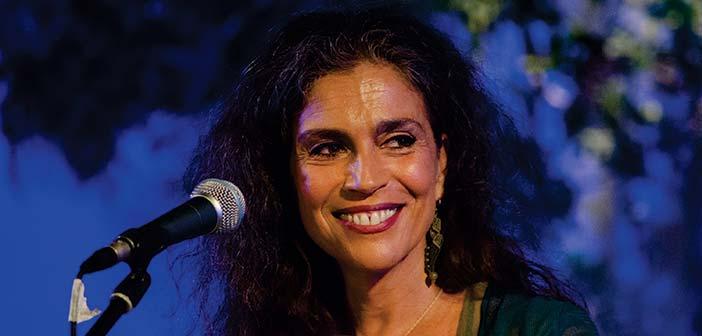 Συναυλία της Σαβίνας Γιαννάτου στο δημαρχείο Κηφισιάς