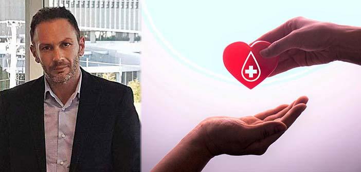 Μήνυμα Δ. Κατραμάδου για την Παγκόσμια Ημέρα Εθελοντή Αιμοδότη