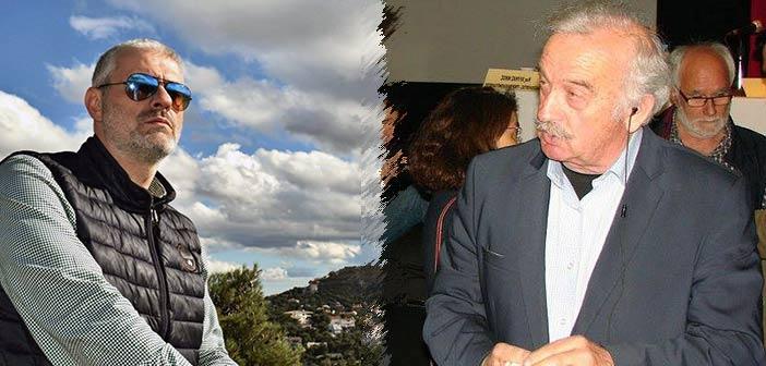 «Καυτές» αντιπαραθέσεις μεταξύ Δημήτρη Στεργίου και Λευτέρη Κοντουλάκου