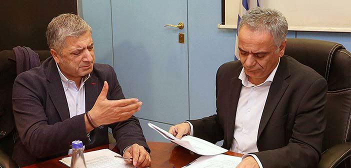 Γ. Πατούλης: Βολεμένος με την υπουργική καρέκλα ο κ. Σκουρλέτης