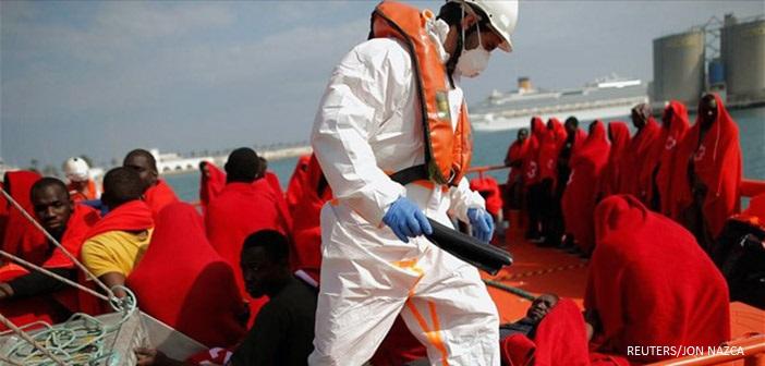 Τουλάχιστον 1.000 μετανάστες νεκροί στη Μεσόγειο από την αρχή του έτους