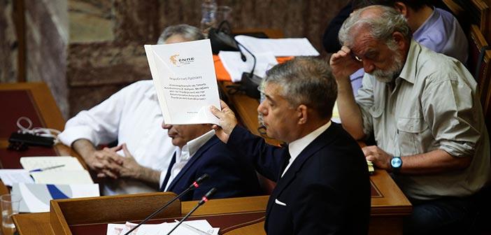 Κ. Αγοραστός: Με τον «Κλεισθένη Ι» δεν αντιμετωπίζονται οι «δράκοι» που ταλανίζουν την Αυτοδιοίκηση