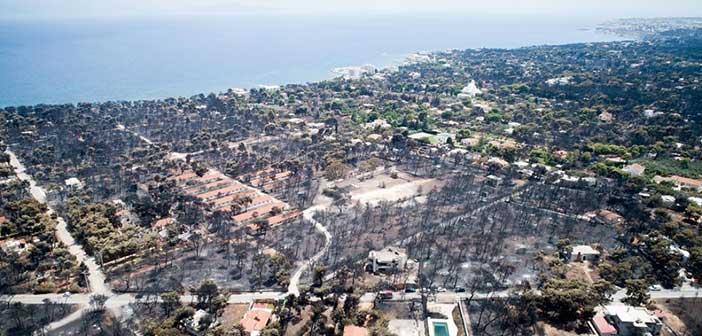 Συλλυπητήρια ΠΕΑΠ για την εθνική τραγωδία από τις φωτιές στην Αττική