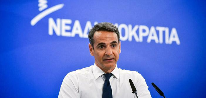 Κ. Μητσοτάκης: Θα κάνω τα πάντα για να καταλογισθούν ευθύνες – Άθλιος ο χειρισμός της κρίσης