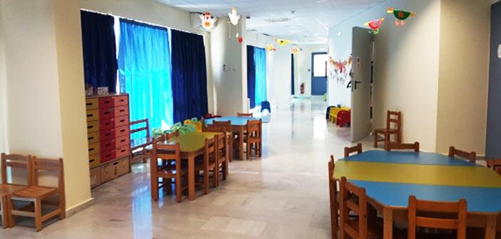 Ανοίγει η διαδικασία εγγραφής μέσω voucher στους Παιδικούς Σταθμούς Δήμου Ηρακλείου Αττικής