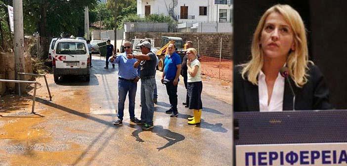 Γιώργος Πατούλης: Ως πότε θα κρύβεται η κ. Δούρου;