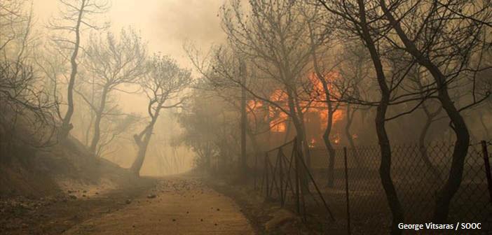 Δύσκολη η κατάσταση στα Γεράνεια Όρη, χωρίς ενεργό μέτωπο στην Καλλιτεχνούπολη