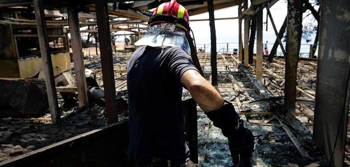 Στους 88 οι νεκροί από την πυρκαγιά στην Ανατολική Αττική – Κατέληξε 42χρονη
