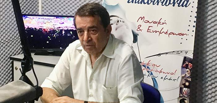 Κώστας Τίγκας: Συγκεντρωτικός και άτολμος ο δήμαρχος Παπάγου – Χολαργού
