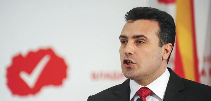 Ζάεφ: Έλληνες επιχειρηματίες υποκινούν βίαιες ενέργειες ενόψει του δημοψηφίσματος στην πΓΔΜ