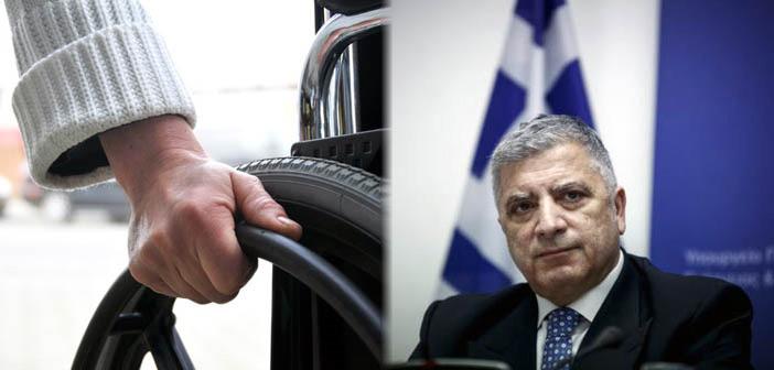 Γ. Πατούλης: Απαράδεκτο η Ελλάδα να είναι μία αφιλόξενη χώρα για τα άτομα με κινητική αναπηρία