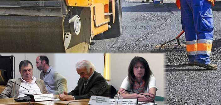 Στον… αέρα το έργο οδοποιίας 4,72 εκατ. ευρώ στον Δήμο Πεντέλης – Ενδοπαραταξιακές γκρίνιες στην παράταξη Στεργίου
