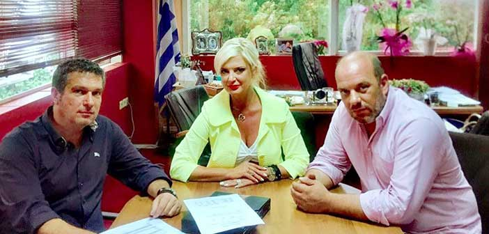 Συνεργασία Ομίλου για την UNESCO Βορείων Προαστίων με την ΚΕΔΑ