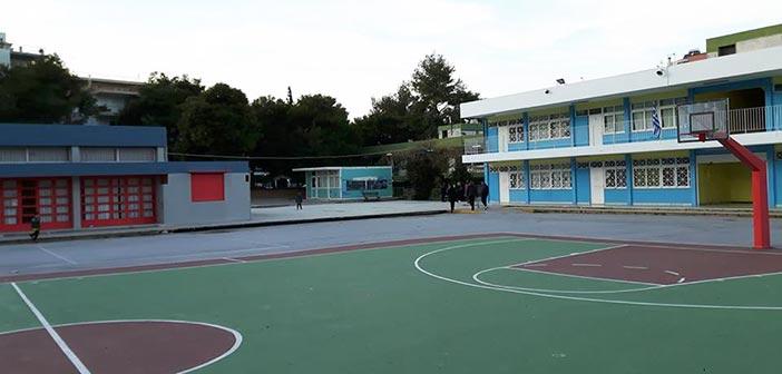 Έργα βελτίωσης στις σχολικές μονάδες από τη Σχολική Επιτροπή Δευτεροβάθμιας Εκπαίδευσης Αγ. Παρασκευής