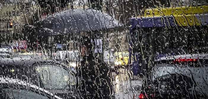 Δήμος Χαλανδρίου: Οδηγίες προστασίας από τα έντονα καιρικά φαινόμενα