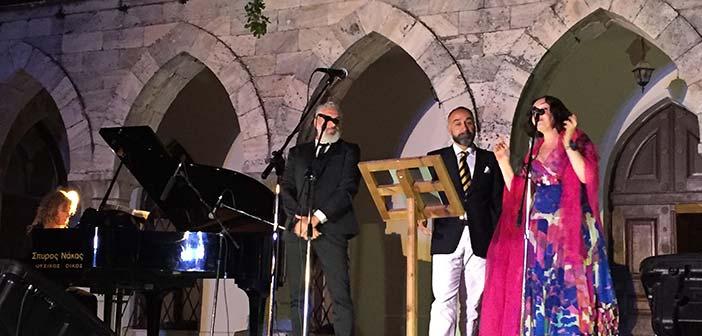 Ενθουσίασε το Γκαλά Όπερας στο Μέγαρο Δουκίσσης Πλακεντίας στην Πεντέλη
