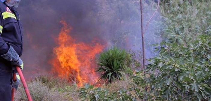 Ενημέρωση της Περιφέρειας Αττικής σχετικά με τους κινδύνους πρόκλησης πυρκαγιάς