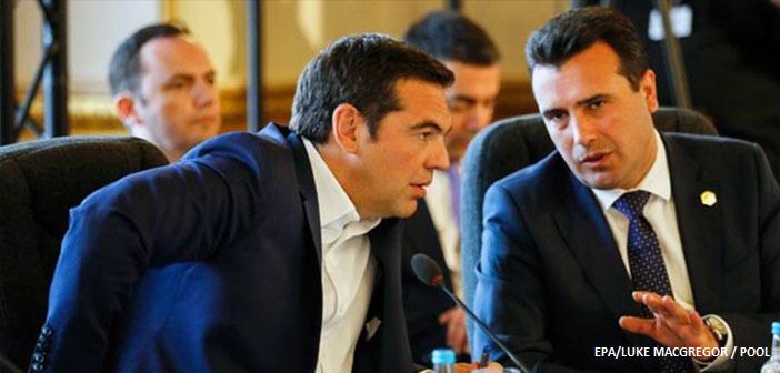 Ζ. Ζάεφ: Είμαι πεπεισμένος ότι οι Έλληνες θα στηρίξουν τη συμφωνία