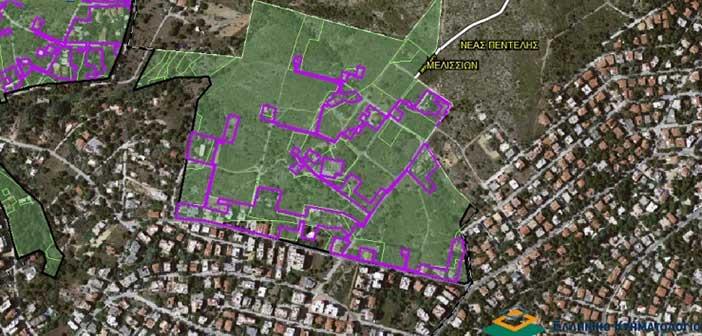 Δήμος Πεντέλης: Πρόσκληση για κατάθεση εγγράφων αναμόρφωσης-συμπλήρωσης δασικών χαρτών