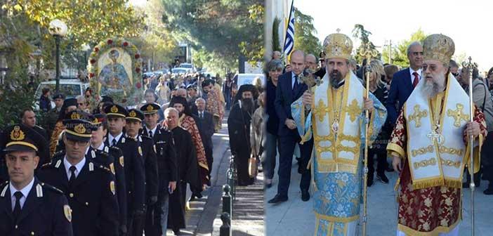 Με λαμπρότητα ο εορτασμός του Αγίου Δημητρίου στην Κηφισιά