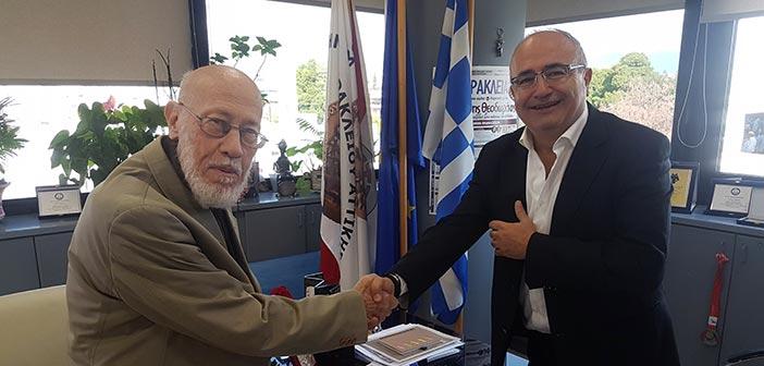 Ο πρ. δήμαρχος Γ. Γρηγοριάδης ορκίστηκε δημοτικός σύμβουλος Ηρακλείου Αττικής