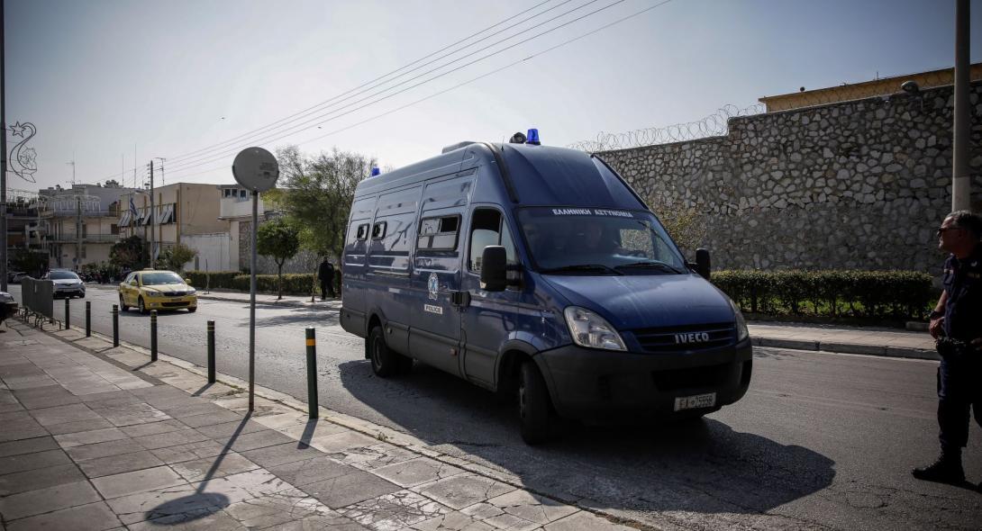 Σε κελί της «17Ν» ο Γιάννος Παπαντωνίου στον Κορυδαλλό – Μόνος του για λόγους ασφαλείας