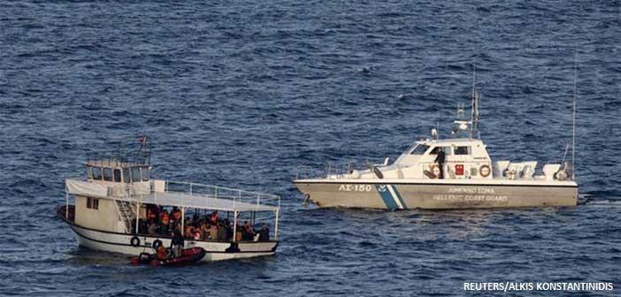 Σάμος: 69 αλλοδαποί εντοπίστηκαν και διασώθηκαν από το Λιμενικό