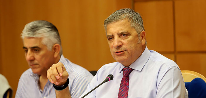 Επιτροπή για διαμόρφωση προτάσεων για τη Συνταγματική Αναθεώρηση συγκροτεί η ΚΕΔΕ