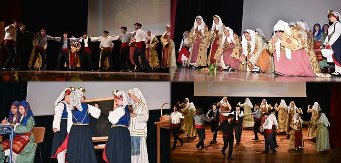 Γέμισε το Θέατρο Πεύκης στην παράσταση «Φθινόπωρο στον έρωτα απόψε ανατέλλει»