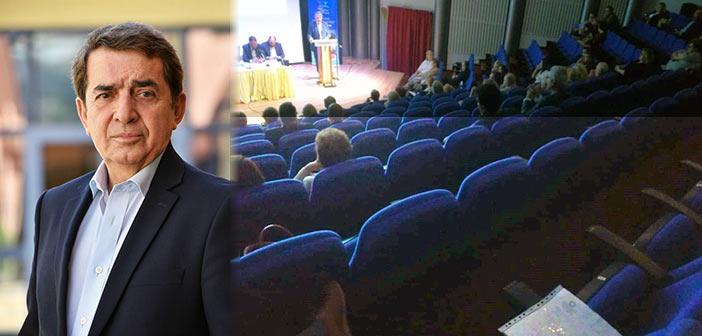 Κ. Τίγκας: Απολογισμός τετραετίας – «φιέστα» μπροστά σε 40 πολίτες – Κύριε δήμαρχε τελειώσατε!