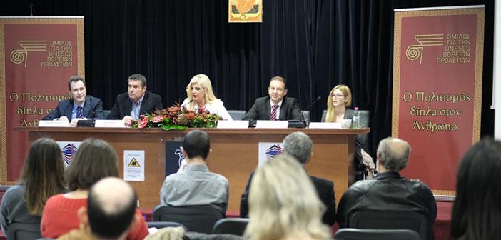 Ο Όμιλος για την UNESCO Βορείων Προαστίων… μας γνωρίζει τη μεγάλη εικαστικό Όπυ Ζούνη