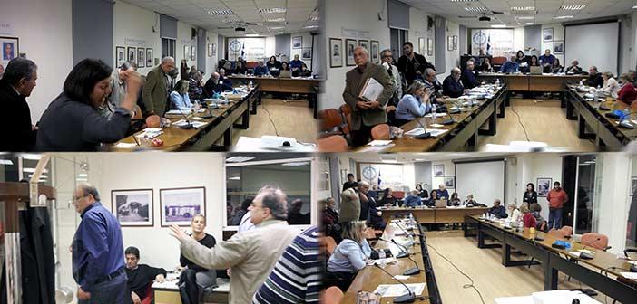 Με… δόσεις η κορυφαία συνεδρίαση στο Δ.Σ. Χαλανδρίου για Τεχνικό Πρόγραμμα και Προϋπολογισμό – VIDEO