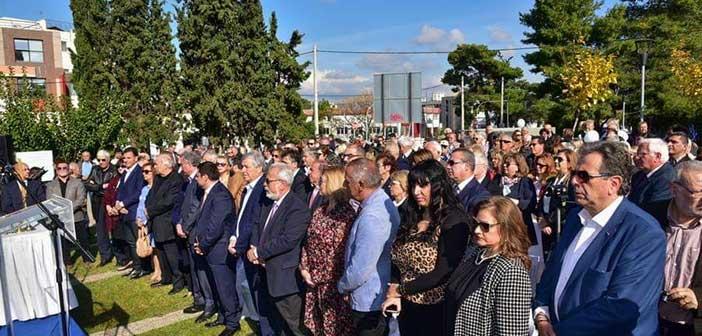 Α. Ασπραδάκη: Κοινή συνισταμένη λαϊκής βούλησης και Αυτοδιοίκησης ο πολυχώρος στο Ο.Τ.9