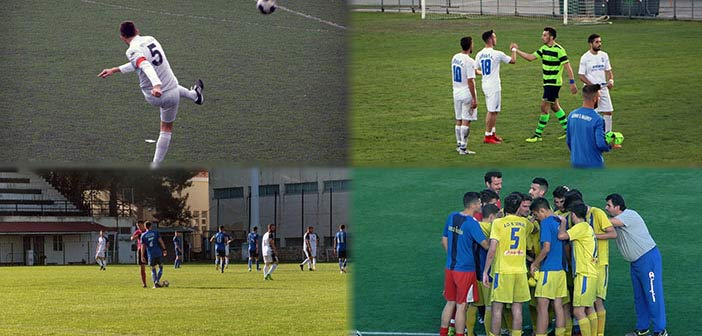 5 νίκες και 3 ήττες για τις ομάδες του Βορείου Τομέα Αθηνών στην 27η αγωνιστική της Α' ΕΠΣΑ