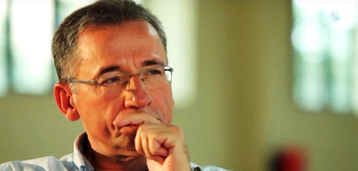 Ο συγγραφέας Ισίδωρος Ζουργός στο Βιβλιοπωλείο «Σπόρος» στην Κηφισιά