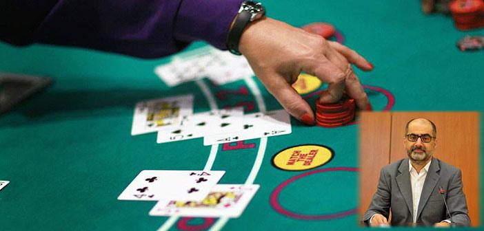 Ξεκάθαρη θέση κατά του καζίνο στο Μαρούσι ζητεί από το Δ.Σ. Λυκόβρυσης – Πεύκης ο Δ. Κωνστάντος