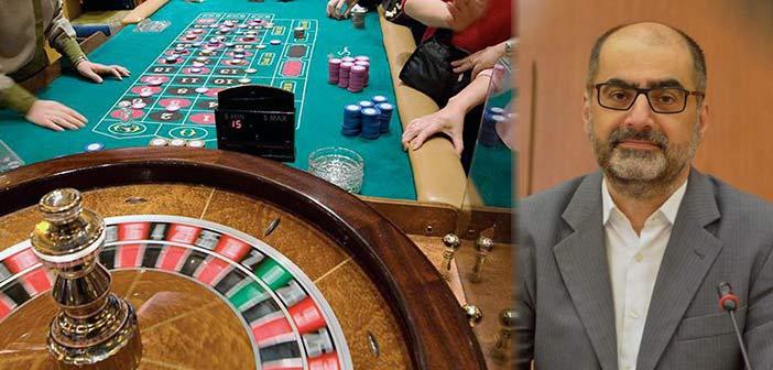 Δ. Κωνστάντος: Αρνήθηκε τον διάλογο για το καζίνο στο Μαρούσι η κυβέρνηση