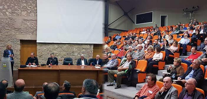 Ευρεία ενημερωτική σύσκεψη για θέματα Πολιτικής Προστασίας στην Π.Ε. Πειραιά