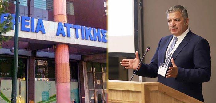 Γ. Πατούλης: Προτεραιότητα η Αττική και οι πολίτες – Όχι οι εργολάβοι και τα συμφέροντά τους