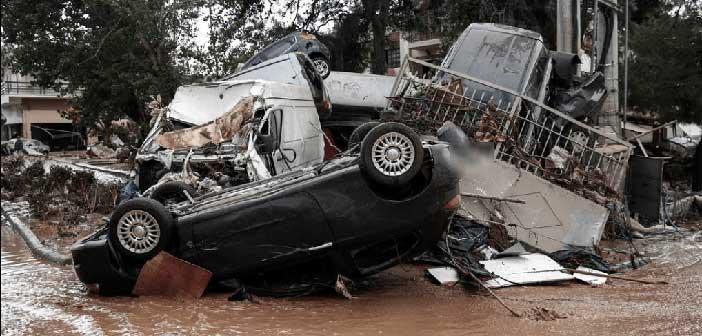 Ενημερωτική εκδήλωση για την αυτοπροστασία των κατοίκων από τις φυσικές καταστροφές