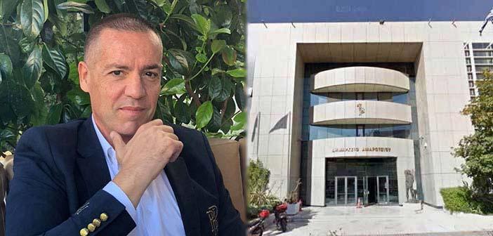 Υποψήφιος δήμαρχος Αμαρουσίου με το Πράσινο Κίνημα ο Βαγγέλης Ρασσιάς