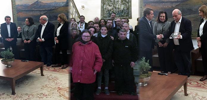 Στη Βουλή των Ελλήνων ο Σύνδεσμος Προστασίας Παιδιών και ΑμεΑ